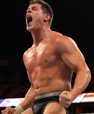 Cody Rhodes Bulge by englishxmuffin