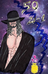 Undertaker - 50 - WM31 by AntlersofDeer