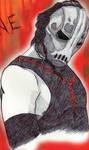 Kane the Demon - by AntlersofDeer