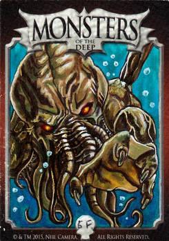 Of The Deep: Cthulhu
