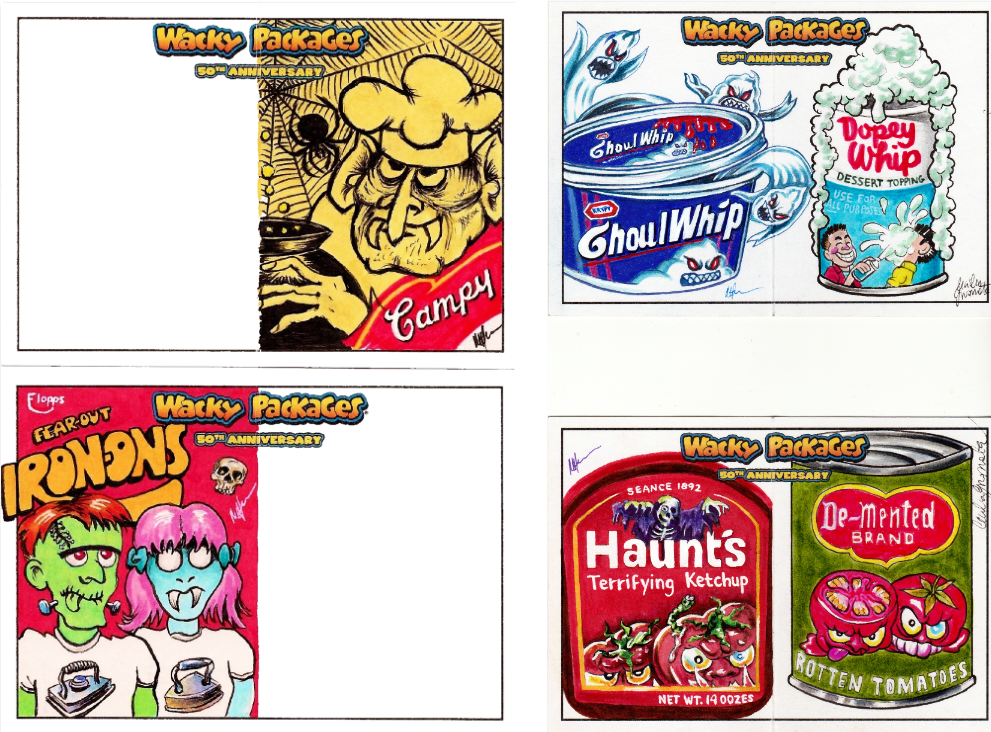 Wacky packages by mhxistenz on deviantart for Wacky wallpaper