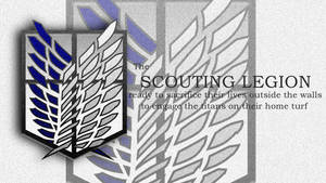 Attack on Titan - Scouting Legion