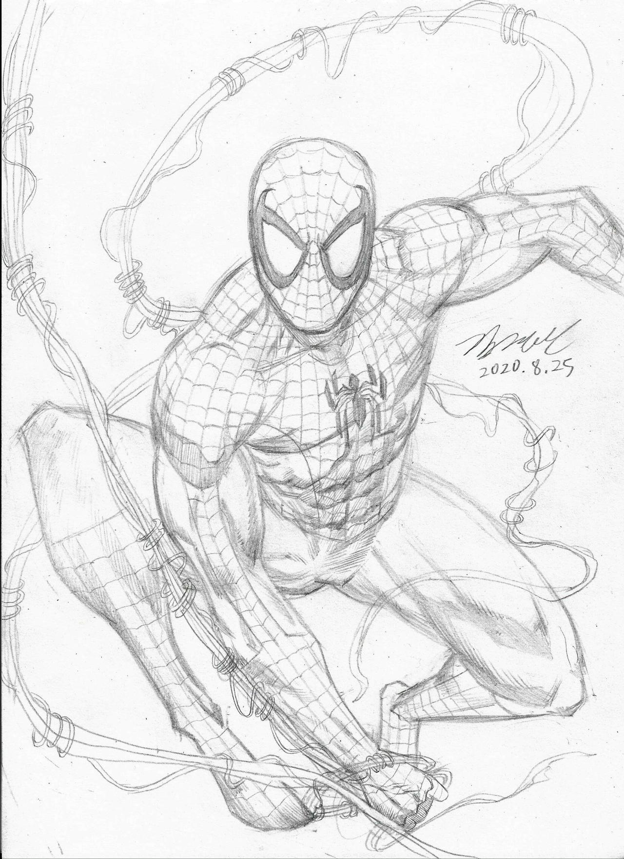 Spider-Man W.I.P