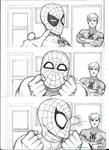 PG with Spidey mask page 3 pencil ver