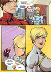 PG with Spidey mask page 1 color