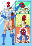 PG with Spidey Mask page 2 color ver by KyoungInKim
