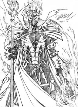 Spawn wins. FLAWLESS VICTORY.