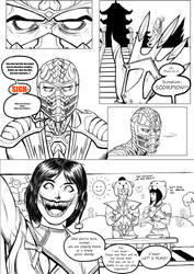 Scorpion's Nightmare 2 page 1 by KyoungInKim