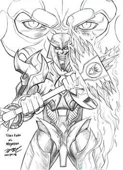 Megatron Shao Kahn