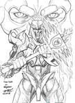 Megatron Shao Kahn by KyoungInKim