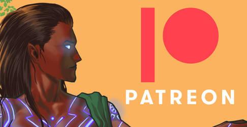Patreon Post-OC, Ambrosia commission