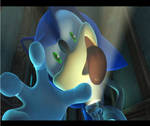 Sonic NOTW Snapshot: Sonic Tries To Scares Chip