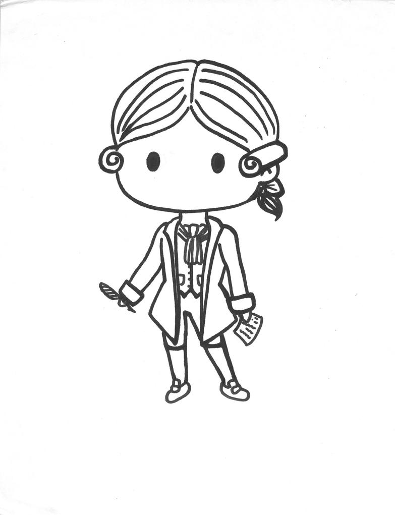 Workbooks thomas jefferson worksheets : thomas jefferson online coloring page. thomas jefferson coloring ...
