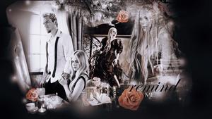 Avril Lavigne and Chad Kroeger Wallpaper