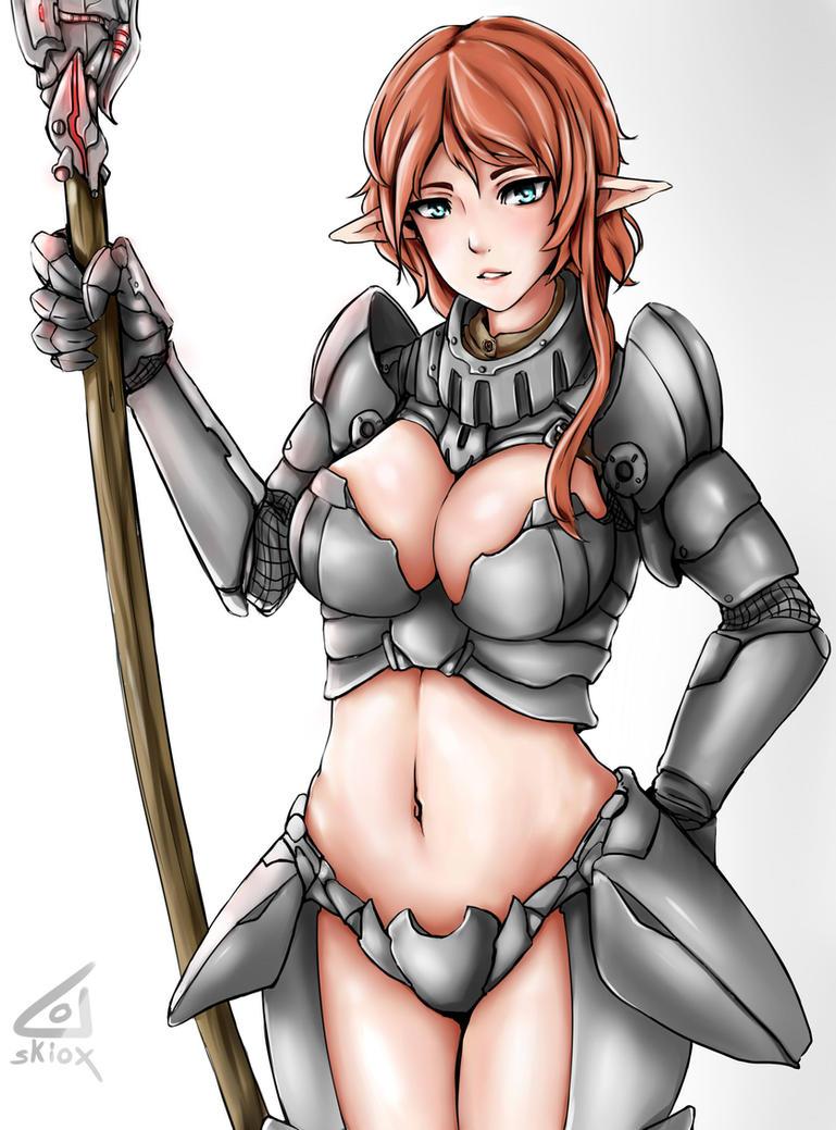 Girl knight xxx pics