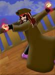 Gambit Sparrow by ArtisteJolie2005
