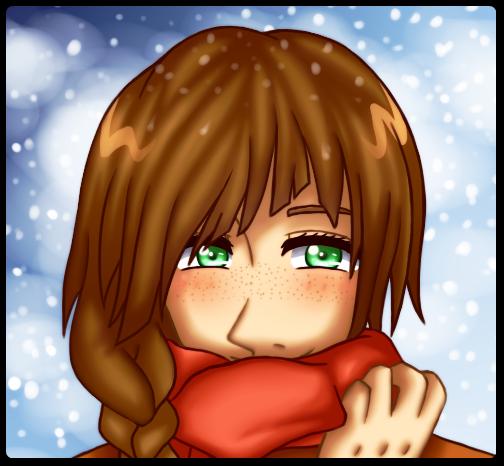 Let It Snow~ by Zuriii