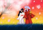 +Sakura Bliss+ by InuKagomeluvrs