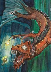 Tiefseedrache (Deep-sea-dragon)