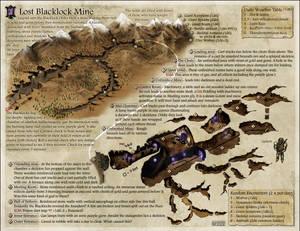 Lost Blacklock Mine