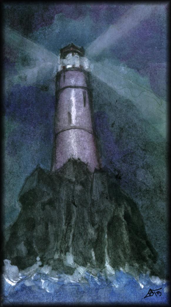 Lighthouse by Jaxilon