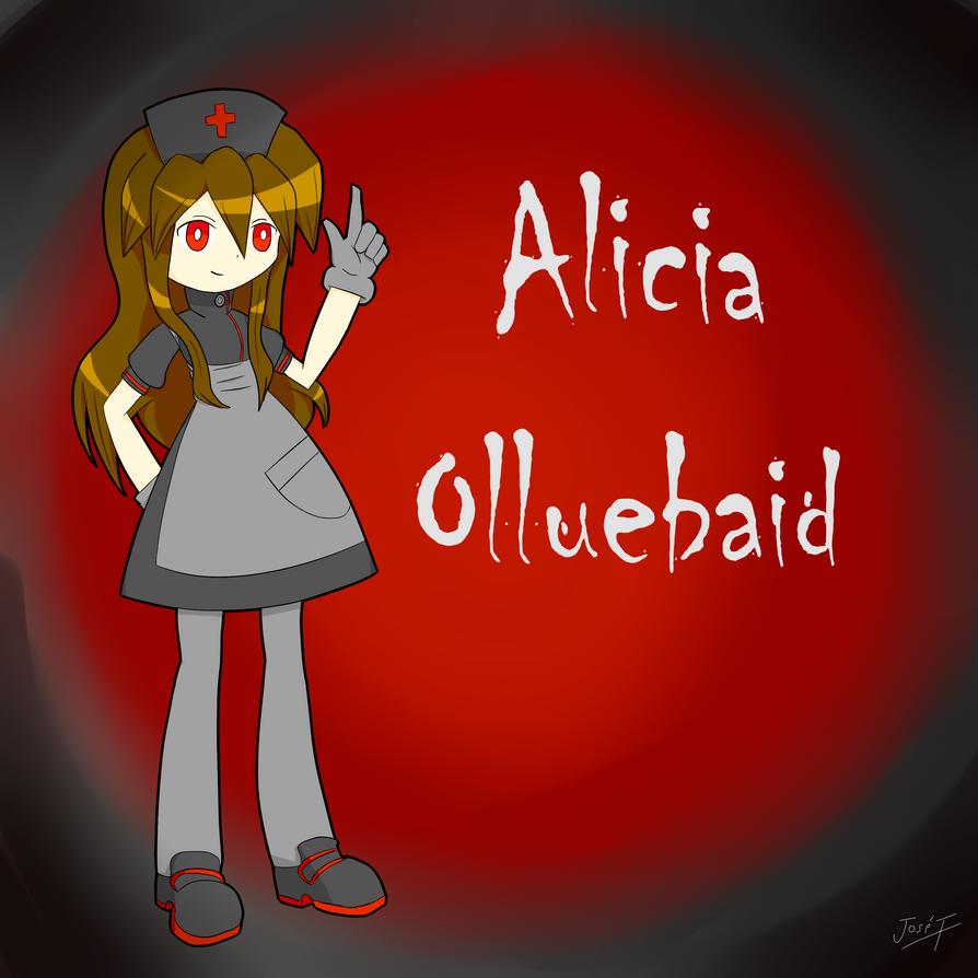 Alicia Olluebaid-Prototipo by JoSeeFaBiaN