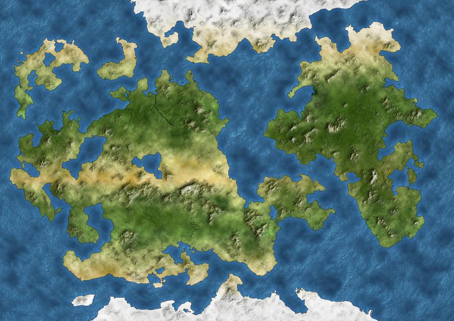 Fantasy World Map Generator