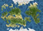 Fantasy Mundi Map