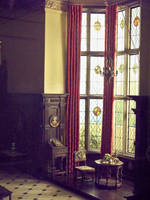 Interior of an Old House i by NKG--stockpile