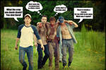 You Shot Daryl! by Lovesick-Dreamer