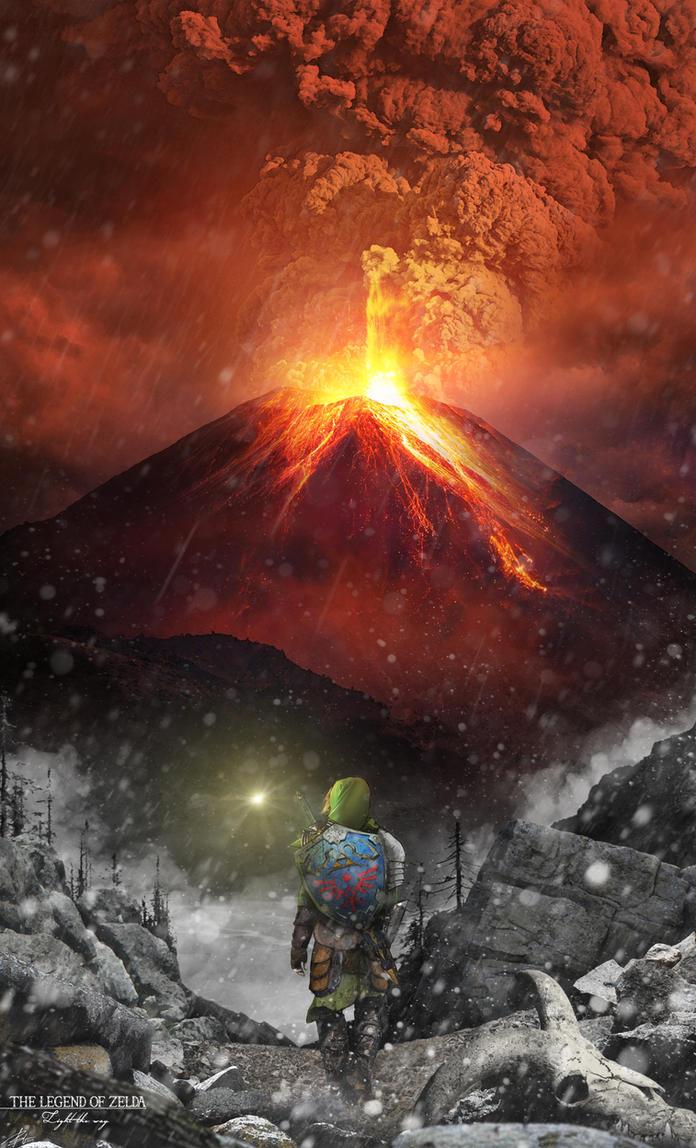 The Legend of Zelda: Light the Way by BradyGoldsmith