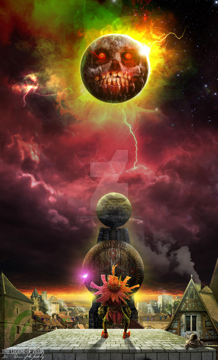 The Legend of Zelda: Dawn of the first day by BradyGoldsmith
