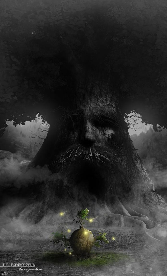 The Legend of Zelda: Do not grieve for me by BradyGoldsmith