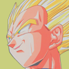 Vegeta Icon #10 by Zyloxer