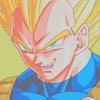 Vegeta Icon #11 by Zyloxer