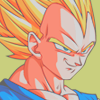 Vegeta Icon #13 by Zyloxer