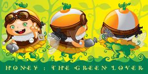 Honey The Green Lover
