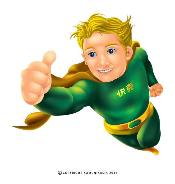 Bai Du Superboy by ud120182