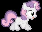 Vector: Sweetie Belle 2