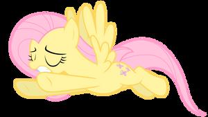 Vector: Fluttershy 4 by EStories