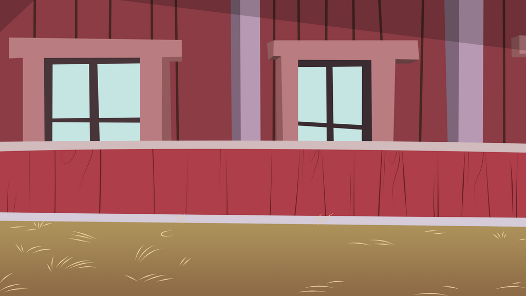Inside Barn Background...