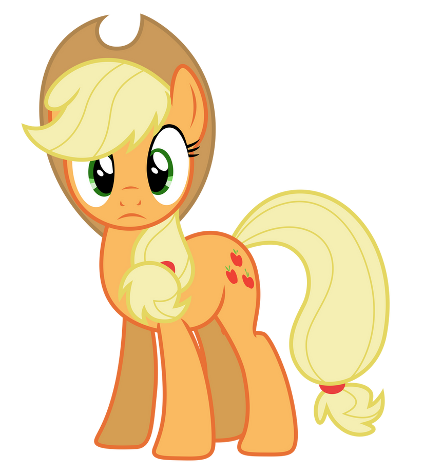 5594 applejack my little - photo #5