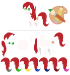 Pointy Ponies: Palette Swap