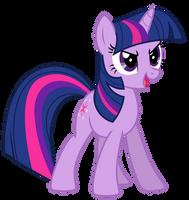 Vector: Twilight Sparkle 67 by EStories