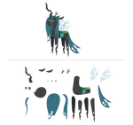 Pointy Ponies: Queen Chrysalis