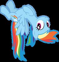 Vector: Rainbow Dash 8 by EStories