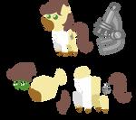 Pointy Ponies: Calpain
