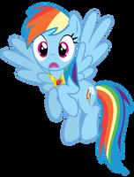 Vector: Rainbow Dash 12 by EStories