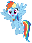 Vector: Rainbow Dash 12