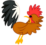 Vector: Rooster 3